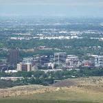  view of Boise from Shanes loop