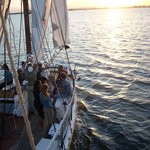 Sunset Sail 2012