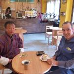 Get the best coffee in Thimphu - roasted right on the premises