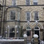  Bronte Guest House after the snow