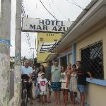 Photo de Hotel Mar Azul