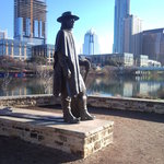 Stevie Ray Vaughn and the Sky Line