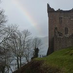 Rainbow by Grants Tower.