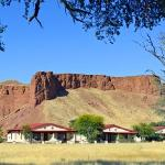 Namib Desert Lodge Bungalows