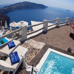 Photo of Studios Artemis Caldera Sight Santorini
