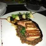 Duck entree at Deuxave-no words needed! 1/28/12