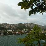  View over baguio