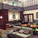 Hampton Inn & Suites Hartford/Farmington resmi