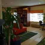 Fairfield Inn Kansas City Airport Foto