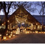 Thornybush Game Lodge Reception