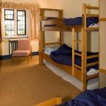 YHA Arnside bedroom