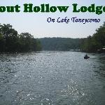 Foto de Trout Hollow Lodge