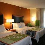 Fairfield Inn Hays resmi