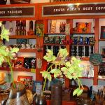 great selection of Costa Rican coffee