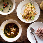 Sammy's Organic Thai Cooking School
