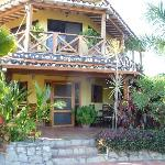 The front of Casa Margartia
