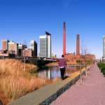 Birmingham's Railroad Park