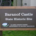 Baranof Castle State Historical Site