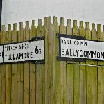 Ballycommon is a very small community outside of Tullamore