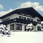 Haus Susanne in the Winter