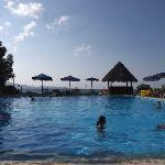  Camping Nopigia, pool area