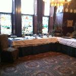 Harry Packer Mansion Inn resmi