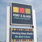 Port A Glass Studio and Art Gallery