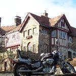 Nicholson Mansion - motorcycle friendly