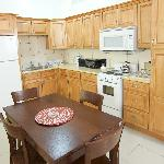  1 BDR Kitchen