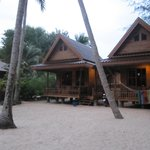 Beachfront bungalow!