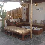  Takterassen Punta Hermosa Surf hostel