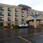 Φωτογραφία: Fairfield Inn Binghamton