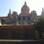 National Art Museum of Catalonia (Museu Nacional d`Art de Catalunya - MNAC)