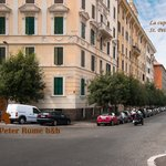 San Peter Rome B&B