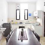 Dining with attached Kitchen