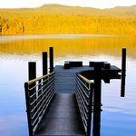 Lake Padden dock