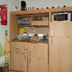 Potha Apartment - Kitchenette