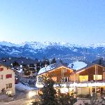 Foto de Hotel Mont-Fort Alpine Resort