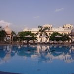  Poolview from Laxmi Vilas Palace