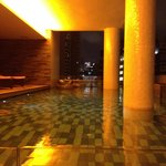 Pool on the 12th floor