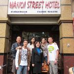 Photo de Hanoi Street Hotel