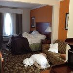 Foto van Sleep Inn & Suites Shreveport