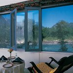 The Glasshouse on the Ganges Rishikesh