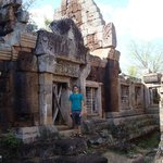 Phnom Chisor Temple