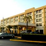 Holiday Inn Express Miami-Hialeah (Miami Lakes) resmi