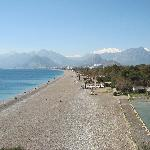  Antalya coast line