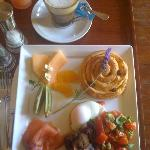 Beautiful Erravilla breakfast