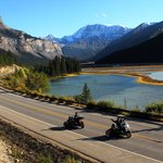Jasper Motorcycle Tours Day Tours