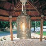 Australian world Peace Bell in Cowra