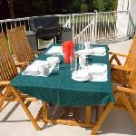 Join us for breakfast on the sundeck!